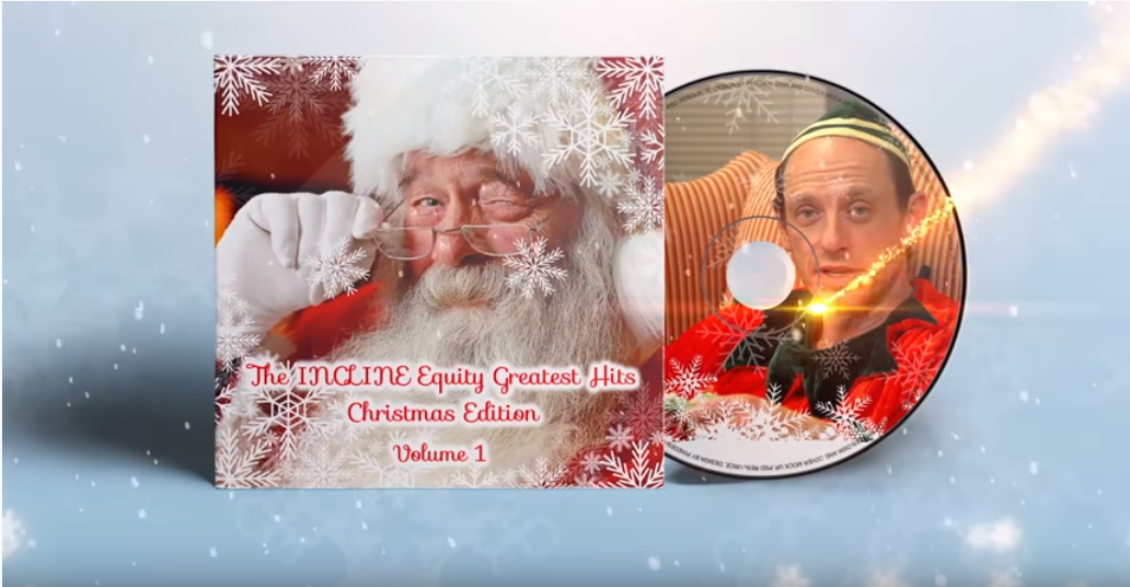 Incline Holiday Album Video