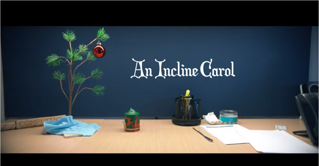 Incline Christmas Carol Video