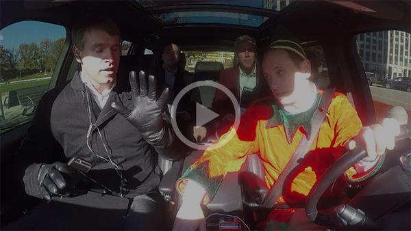 Incline Christmas Karoke Carpool Video